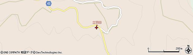 大分県玖珠郡玖珠町古後7周辺の地図