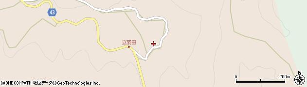 大分県玖珠郡玖珠町古後49周辺の地図