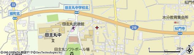 山本産業唐揚店周辺の地図