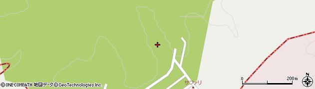 九州自然動物公園(アフリカンサファリ)周辺の地図