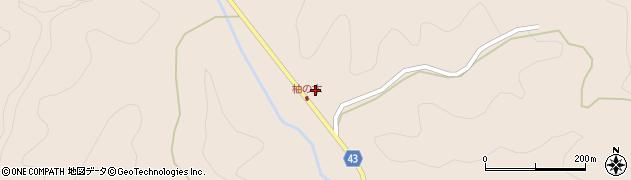 大分県玖珠郡玖珠町古後446周辺の地図