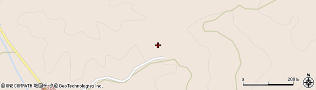 大分県玖珠郡玖珠町古後348周辺の地図