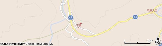 大分県玖珠郡玖珠町古後1193周辺の地図