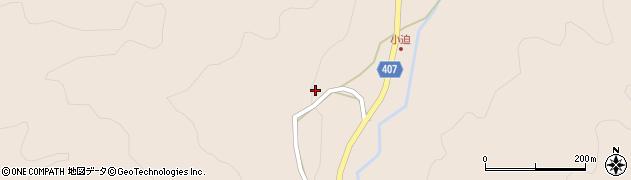大分県玖珠郡玖珠町古後3737周辺の地図