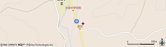 大分県玖珠郡玖珠町古後936周辺の地図