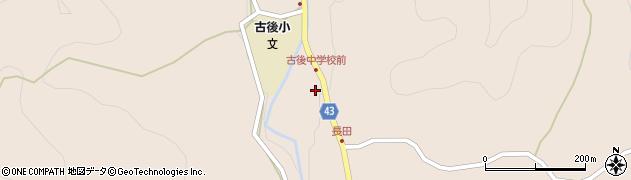 大分県玖珠郡玖珠町古後910周辺の地図