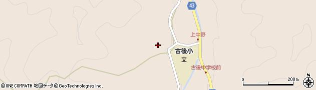 大分県玖珠郡玖珠町古後1674周辺の地図