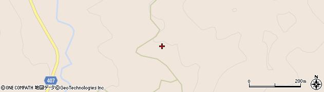 大分県玖珠郡玖珠町古後小場周辺の地図