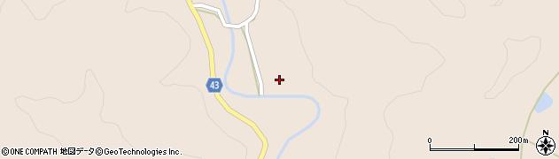 大分県玖珠郡玖珠町古後1836周辺の地図