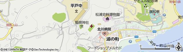 天満宮神社周辺の地図