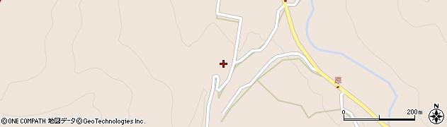 大分県玖珠郡玖珠町古後3166周辺の地図