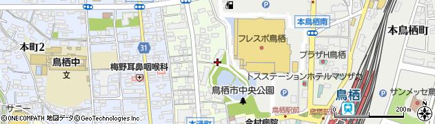 佐賀県鳥栖市大正町周辺の地図
