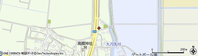 モーターハウス和パワー周辺の地図