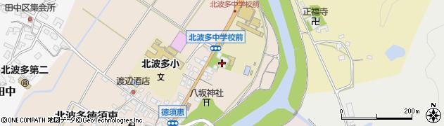 常安寺周辺の地図
