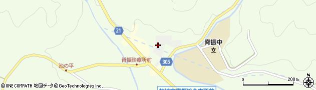 佐賀県神埼市広滝東周辺の地図