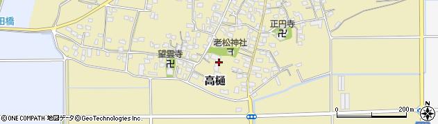 有限会社テクノル九州周辺の地図