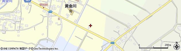 今福理容周辺の地図