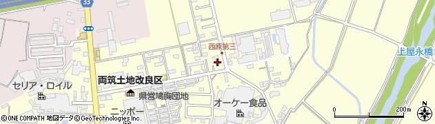 林田自動車周辺の地図