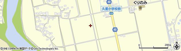 佐賀県唐津市久里周辺の地図