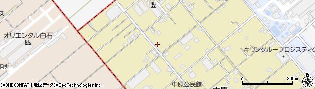 九州・水生生物研究所周辺の地図