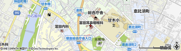内田薬局周辺の地図