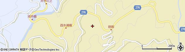 佐賀県唐津市七山木浦周辺の地図