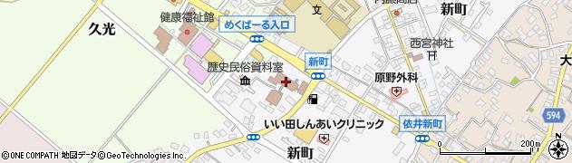 筑前町役場総合支所 支所窓口係周辺の地図