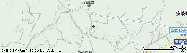 大分県国東市安岐町大添1133周辺の地図