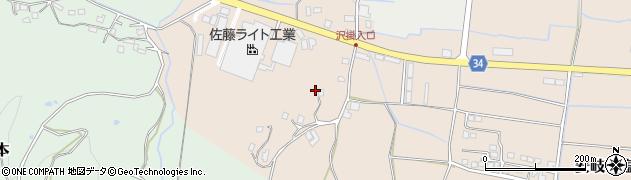 大分県国東市安岐町西本2011周辺の地図