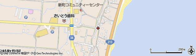 大分県国東市安岐町塩屋1705周辺の地図