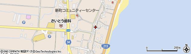 大分県国東市安岐町塩屋1726周辺の地図
