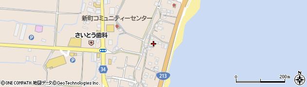 大分県国東市安岐町塩屋1728周辺の地図