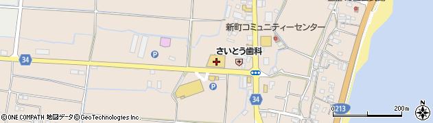 大分県国東市安岐町塩屋267周辺の地図