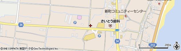 大分県国東市安岐町塩屋273周辺の地図