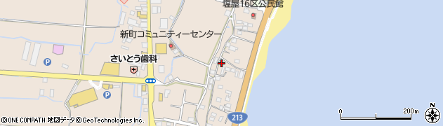 大分県国東市安岐町塩屋1727周辺の地図