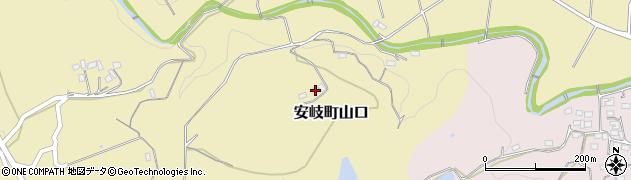 大分県国東市安岐町山口927周辺の地図