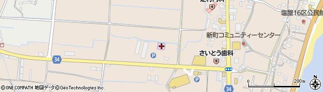 大分県国東市安岐町塩屋251周辺の地図
