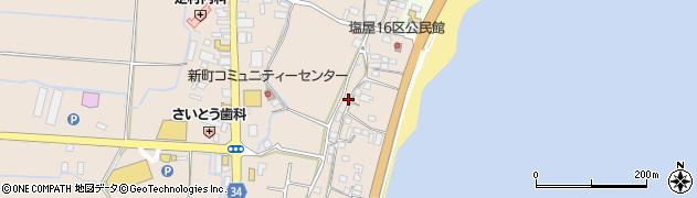 大分県国東市安岐町塩屋1741周辺の地図