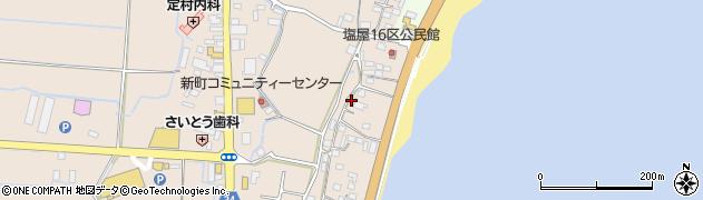 大分県国東市安岐町塩屋1742周辺の地図