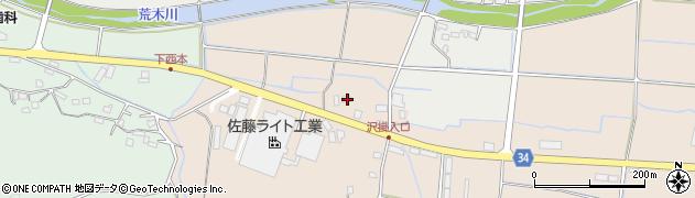 大分県国東市安岐町西本1987-2周辺の地図
