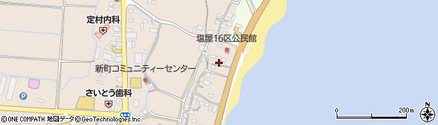 大分県国東市安岐町塩屋1750周辺の地図