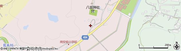 大分県国東市安岐町下山口400周辺の地図