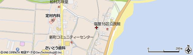 大分県国東市安岐町塩屋88周辺の地図