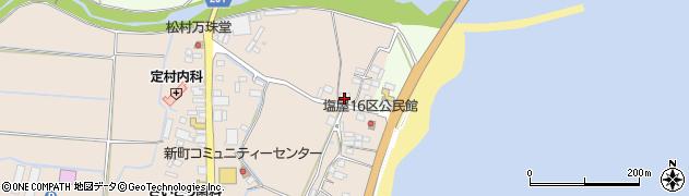 大分県国東市安岐町塩屋81周辺の地図