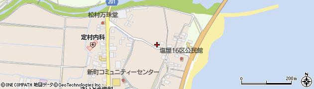 大分県国東市安岐町塩屋50周辺の地図