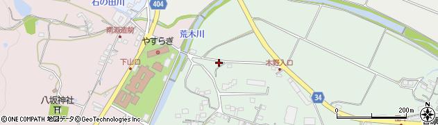 大分県国東市安岐町西本264周辺の地図