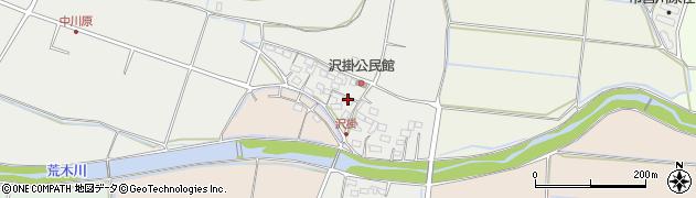 大分県国東市安岐町中園1045周辺の地図
