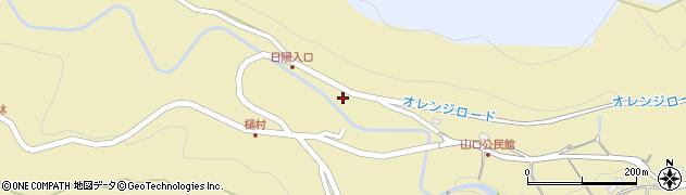 大分県国東市安岐町山口2443周辺の地図