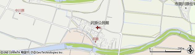 大分県国東市安岐町中園1046周辺の地図