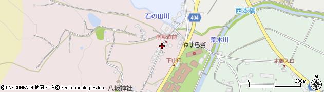 大分県国東市安岐町下山口19周辺の地図
